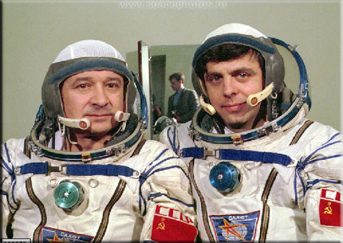 Космический мемориал :: Л.Д. Кизим