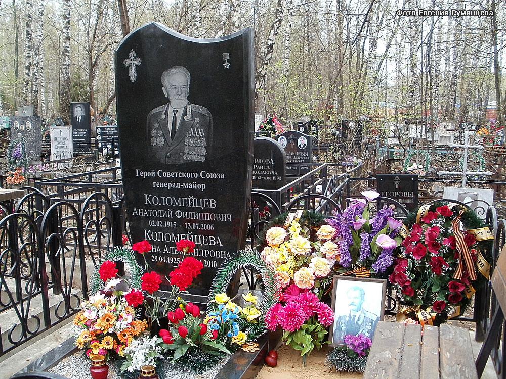 Николо-Архангельское кладбище